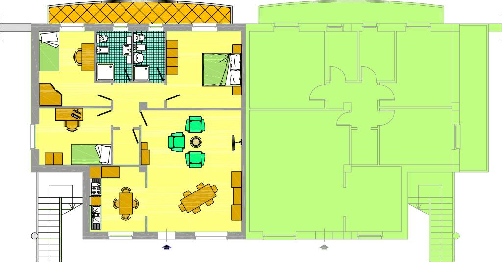 Realizzo e vendo gruppo bifari for Software di piano terra residenziale